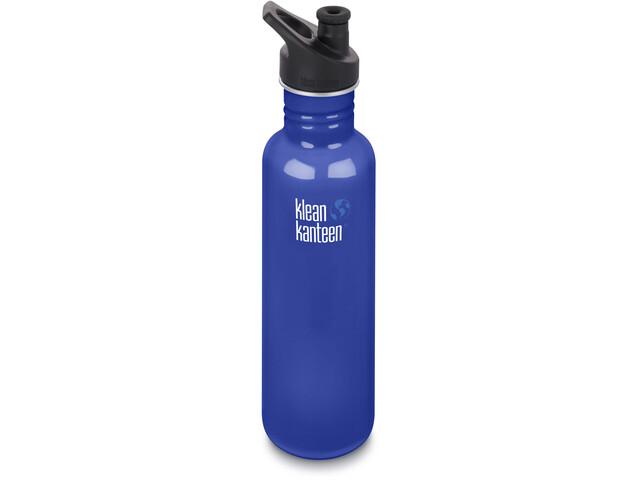 Klean Kanteen Classic Bottle Sport Cap 3.0 800ml Coastal Waters